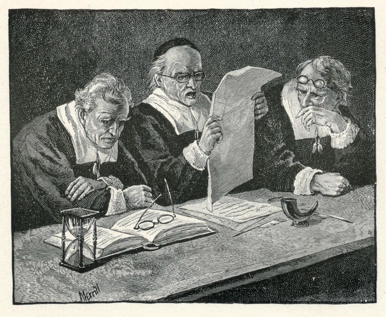 Three Judges Proclaim
