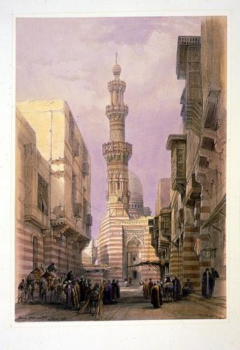 Bullack, Cairo