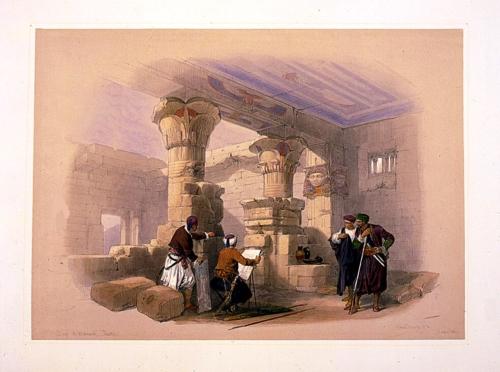 Dayr el Medeeneh - Thebes
