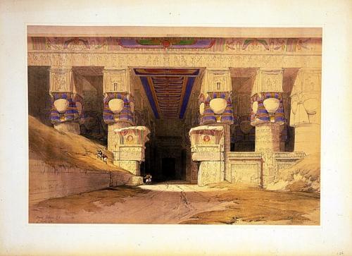 Dendera Decr 7th 1838