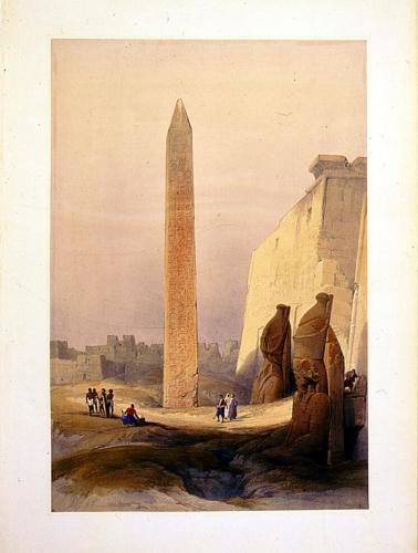 Luxor Decr 1st 1838