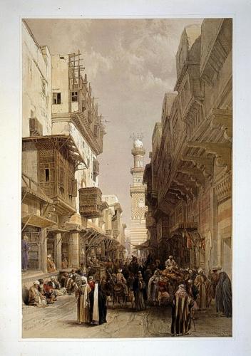 Mosque El Mooristan_ Cairo
