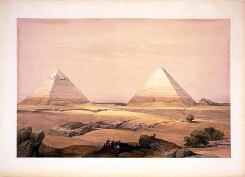 Pyramids of Geezeh