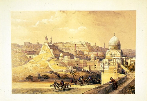 The citadel of Cairo_ residence of Mehemit Ali
