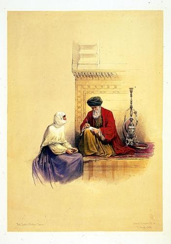 The letter writer_ Cairo