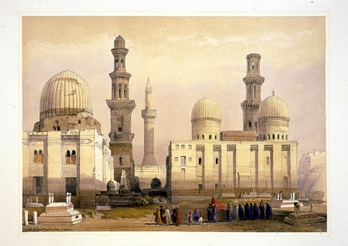 Tomb of the Memlooks - Cairo