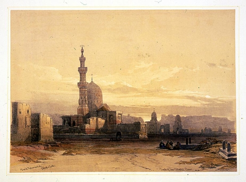 Tombs of the caliphs--Cairo 2