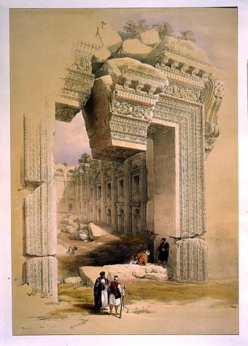 Baalbec May 7th 1839
