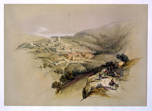 Bethany April 1st 1839