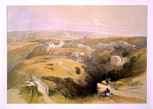 Bethlehem April 6th 1839