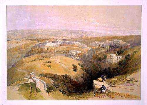 Bethlehem April 6th 1839