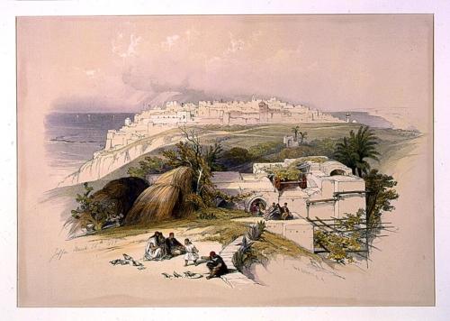 Jaffa March 26th 1839