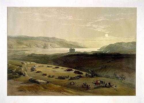 Jericho April 3rd 1839