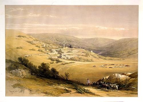 Nazareth April 28th 1839