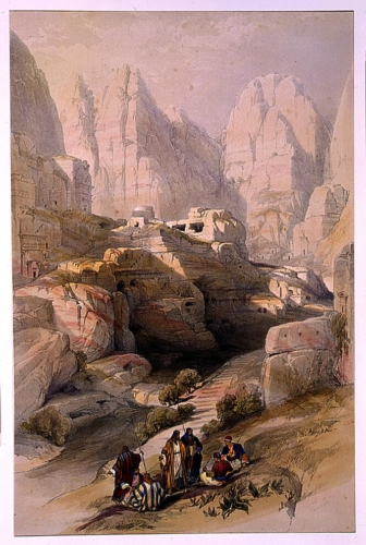 Petra March 10th 1839