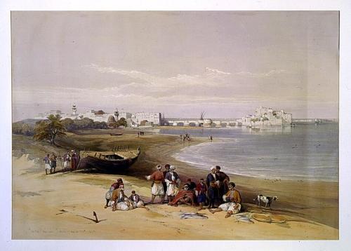 Sarda_ ancient Sidon April 28th 1839