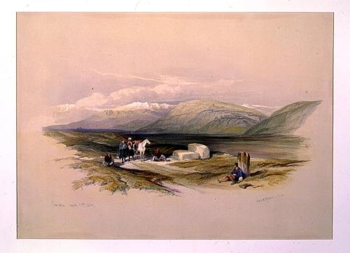 Sarepta April 27th 1839
