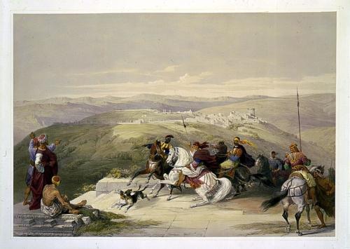 Sebast__ ancient Samaria_ April 17th_ 1839