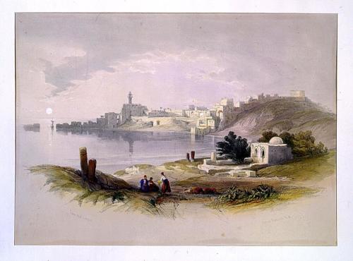 Sidon April 28th 1839
