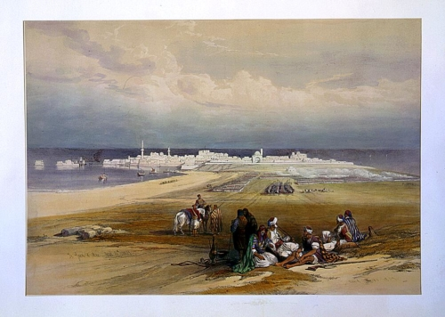 St_ Jean d_Acre April 24th 1839