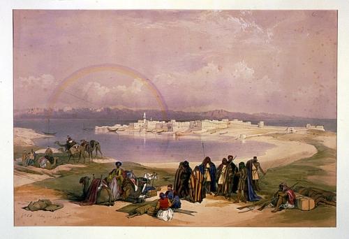 Suez Febry 11th 1839