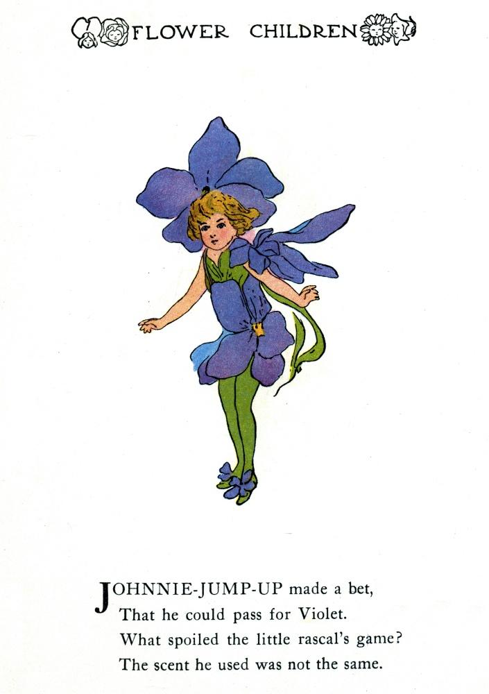 Johnnie-Jump-Up (Johnny-Jump-Up)