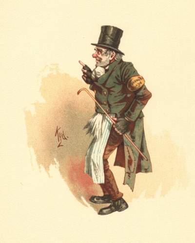 Illustrations of Dickens by Kyd