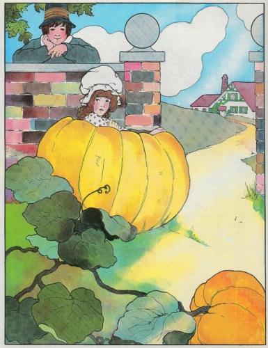 Peter, Peter, Pumpkin-Eater