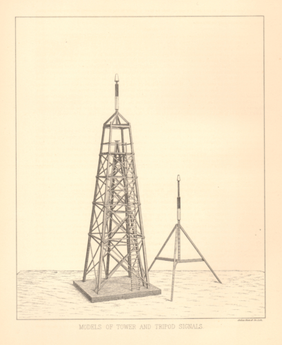 Models of Tower and Tripod Signals