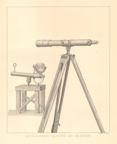Reconnaissance Telescope and Heliotrope