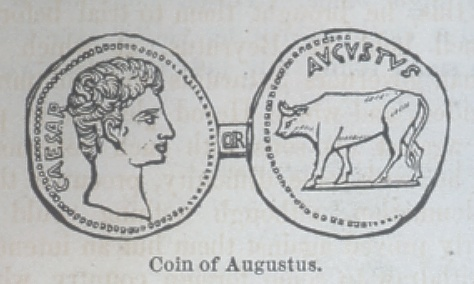 Coin of Augustus