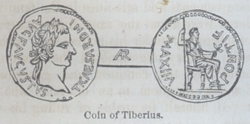 Coin of Tiberius