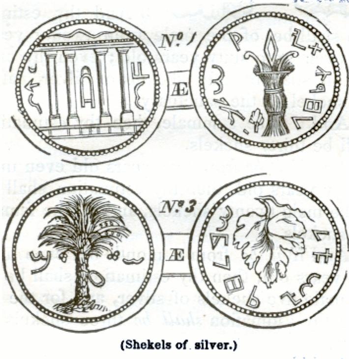 Shekels of Silver