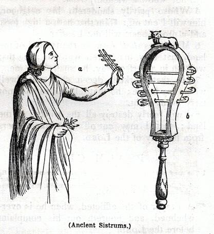 Ancient Sistrums
