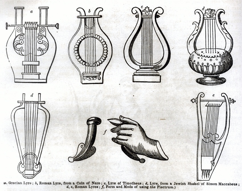 Ancient Lyres