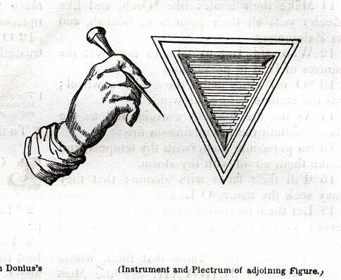 Instrument and Piectrum