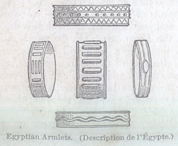 Egyptian Armlets