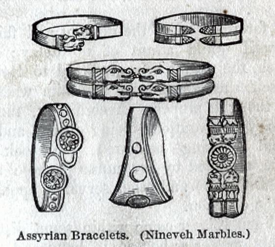 Assyrian Bracelets