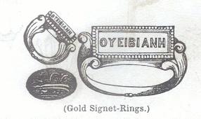 Gold Signet-Rings