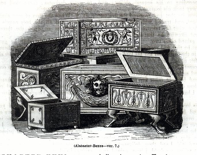 Alabaster Boxes