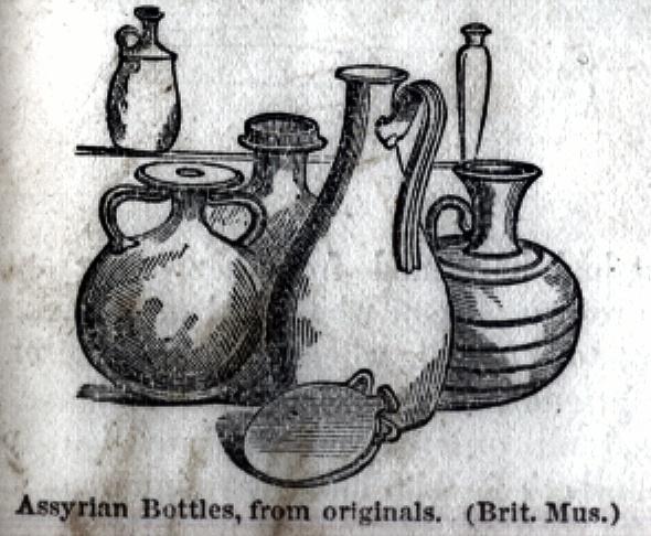 Assyrian Bottles