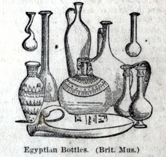 Egyptian Bottles
