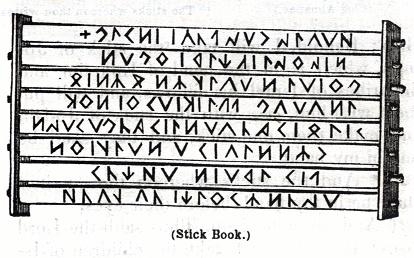 Stick Book