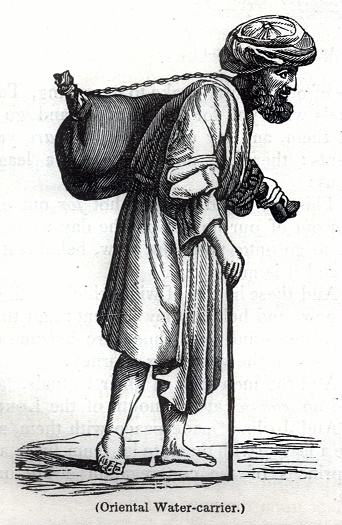 Oriental Water Carrier