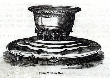 The Molten Sea