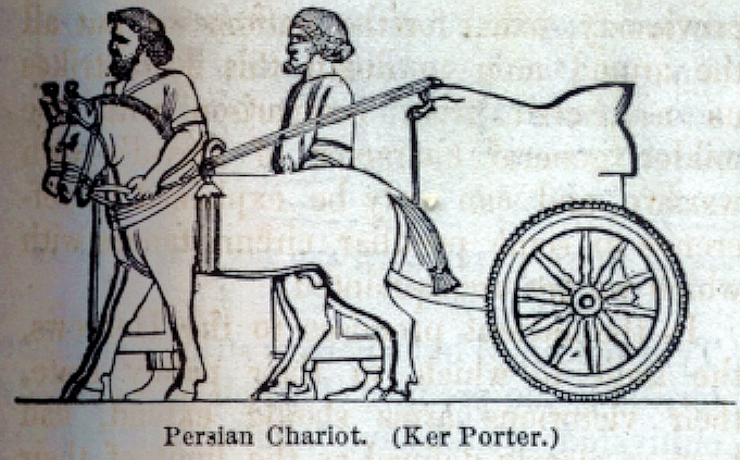 Persian Chariot