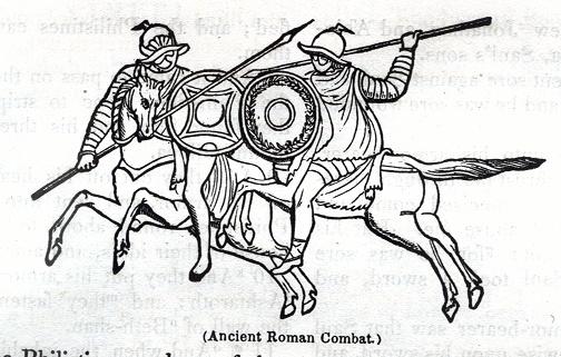 Ancient Roman Combat