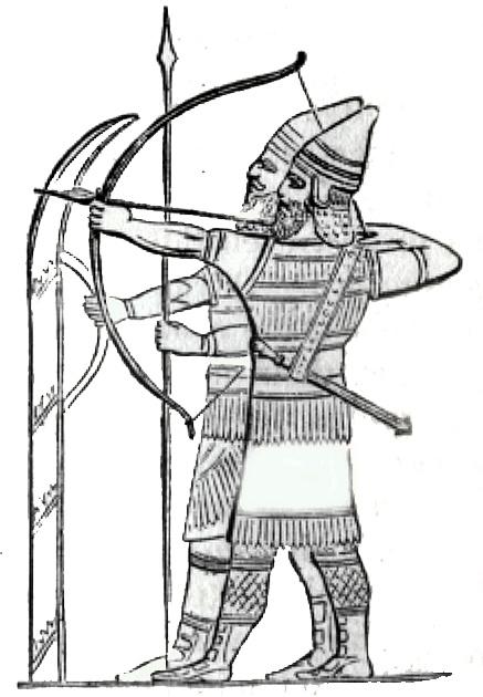 Assyrian Archers