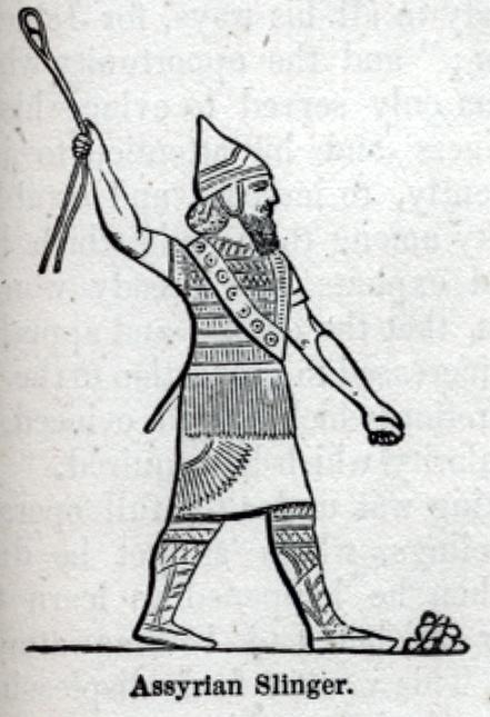 Assyrian Slinger