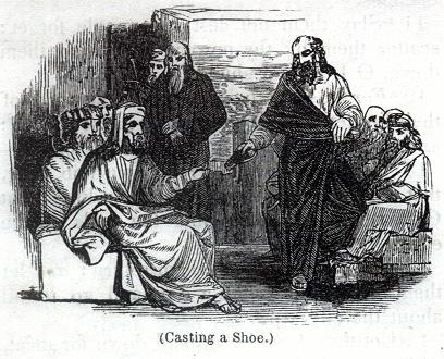 Casting a Shoe